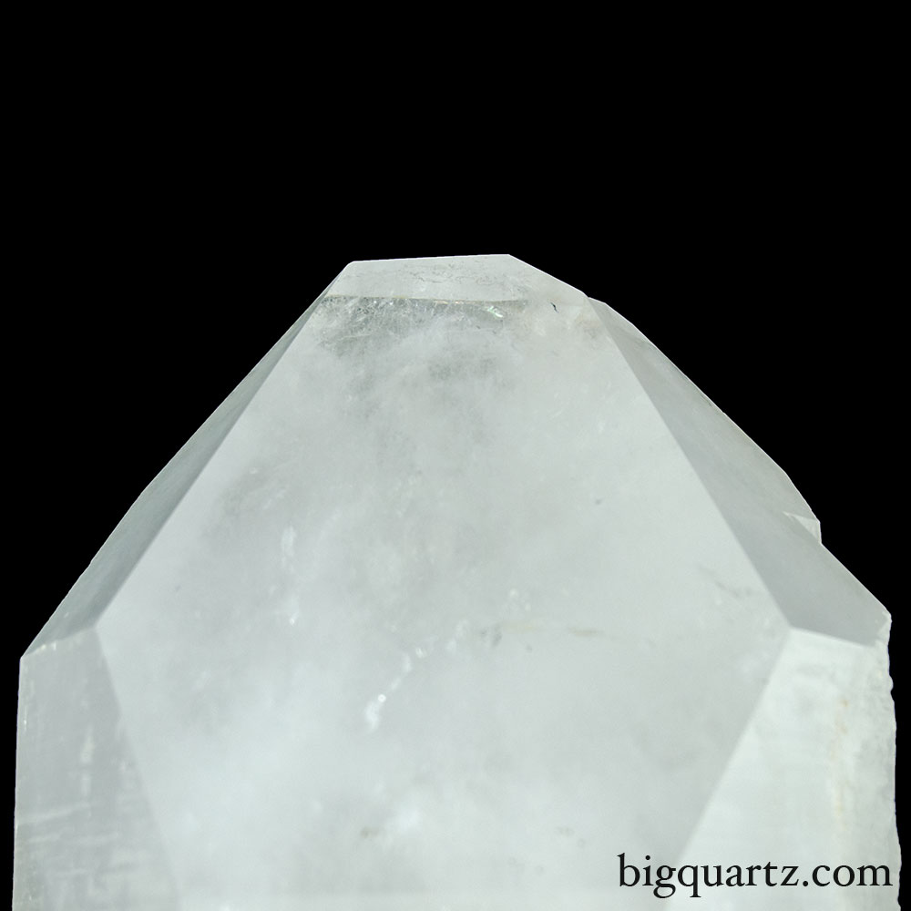 Extra Large Quartz Crystal Point with polished face (Brazil #6750) 45 pounds