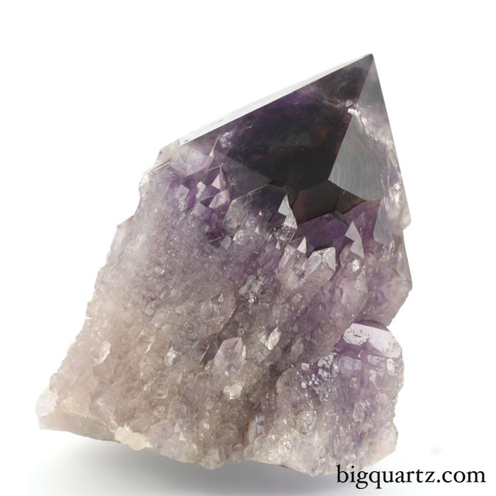 Amethyst Point (Bolivia #7223) 6.75 inches tall