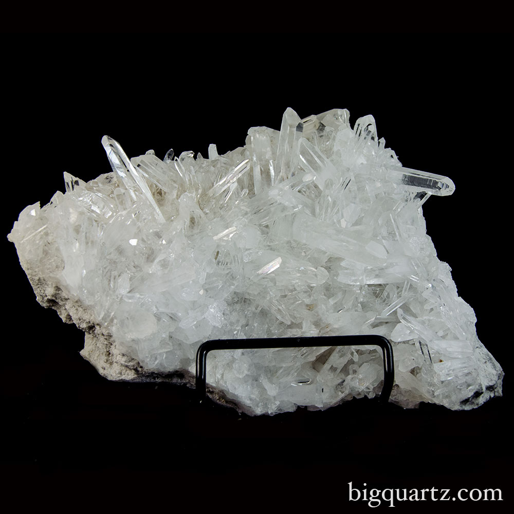 Arkansas Quartz Crystal Cluster (#9264) 3.9 pounds