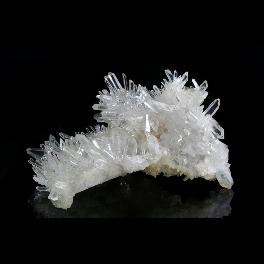 Quartz Crystal Cluster (Arkansas, USA #7305) 7 pounds