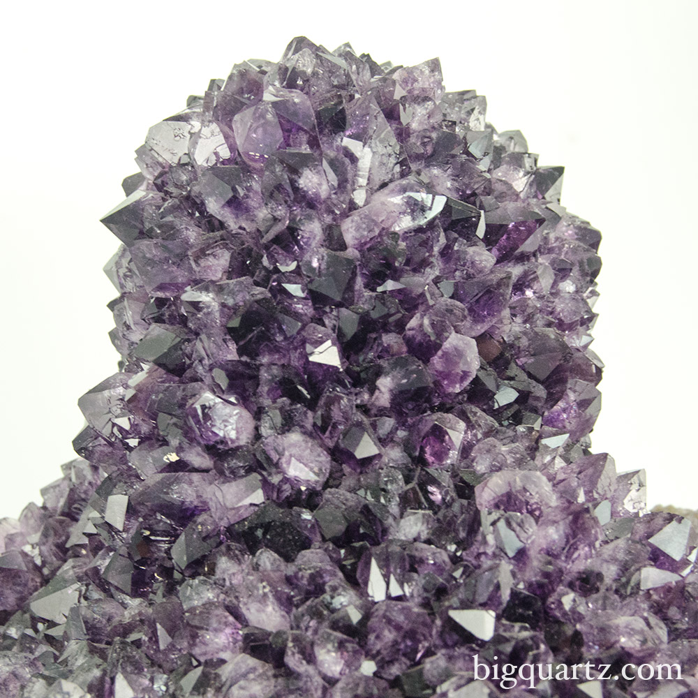 Amethyst Geode (Uruguay #5231) 7 inches tall