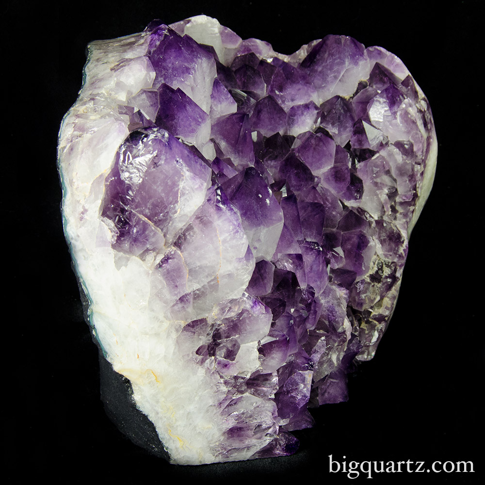 Amethyst Crystal Geode (Brazil #6729) 11 inches tall