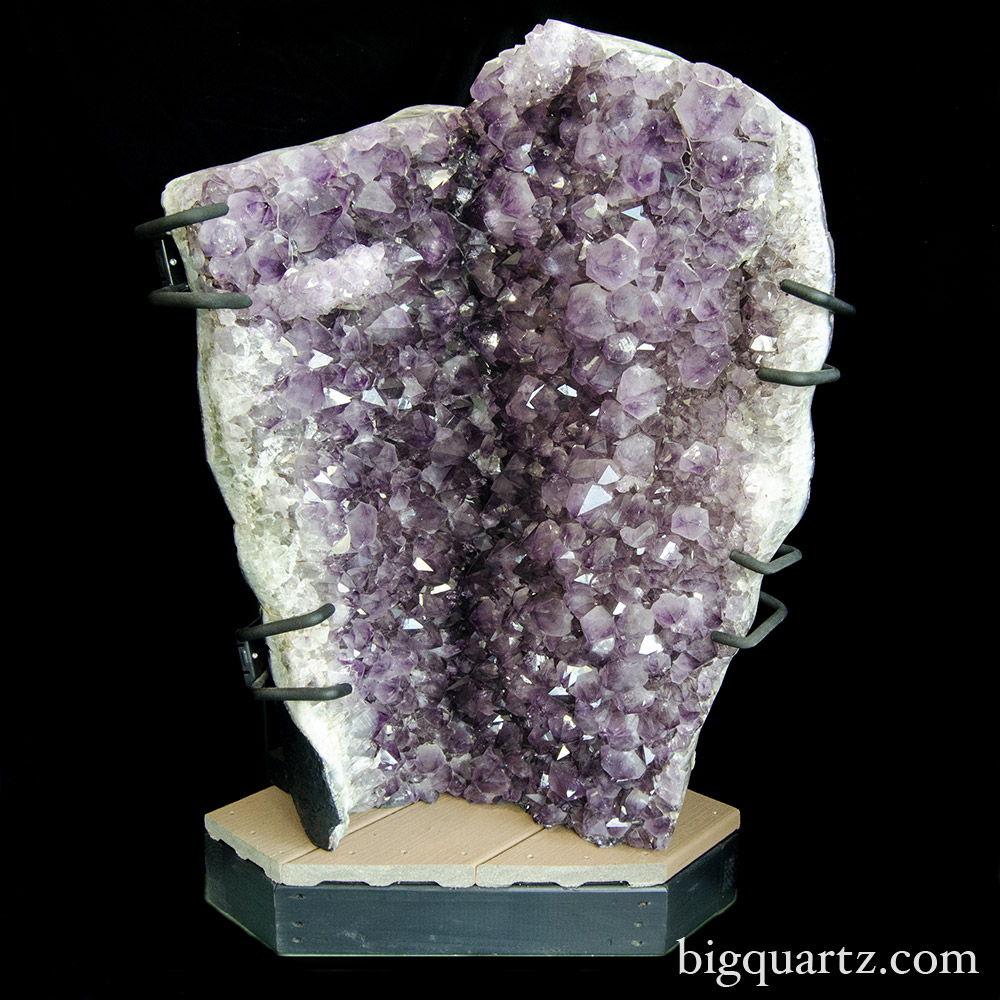 Large Amethyst Crystal Geode (Brazil #6731) 32 inches tall