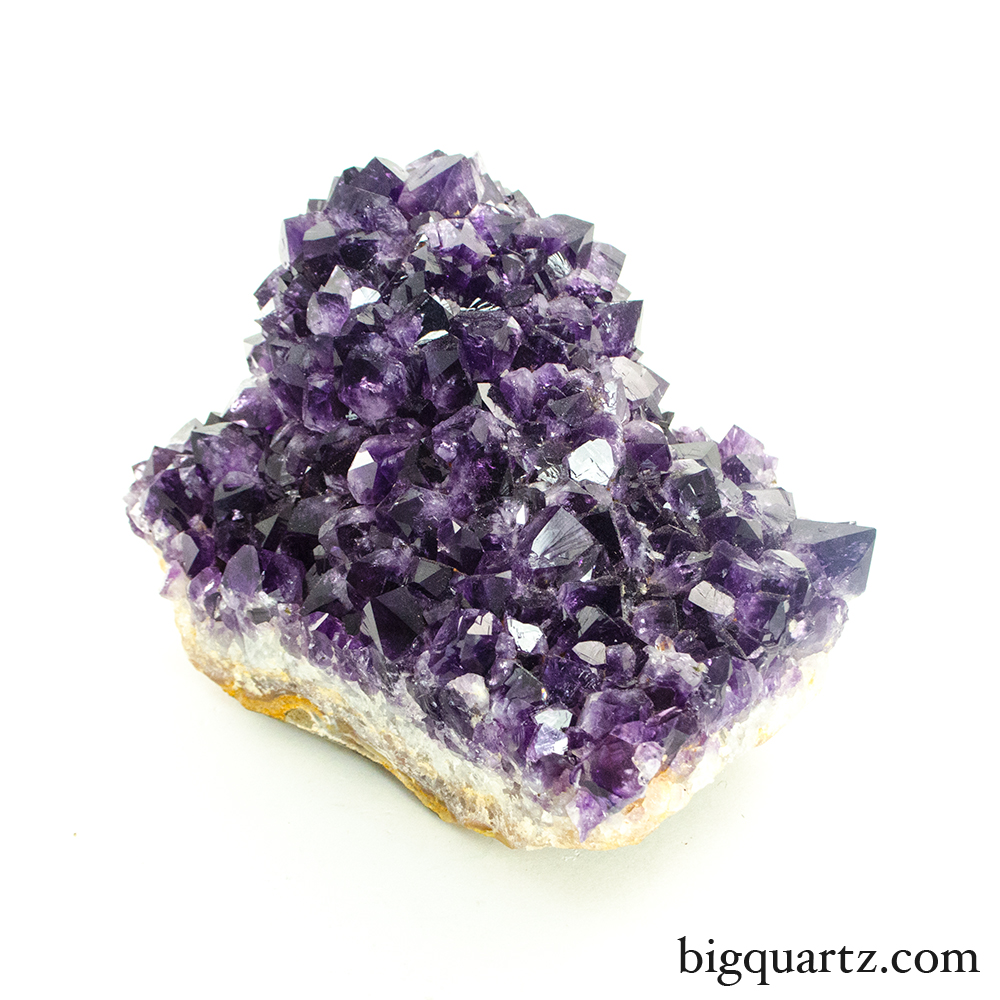 Amethyst Geode (Uruguay #8214) 5 inches wide