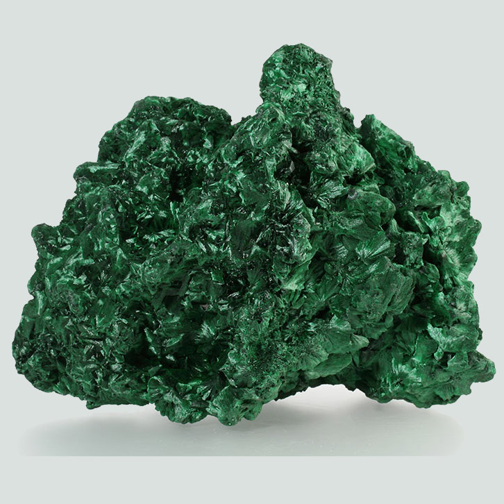 Fibrous Malachite Congo (SOLD)