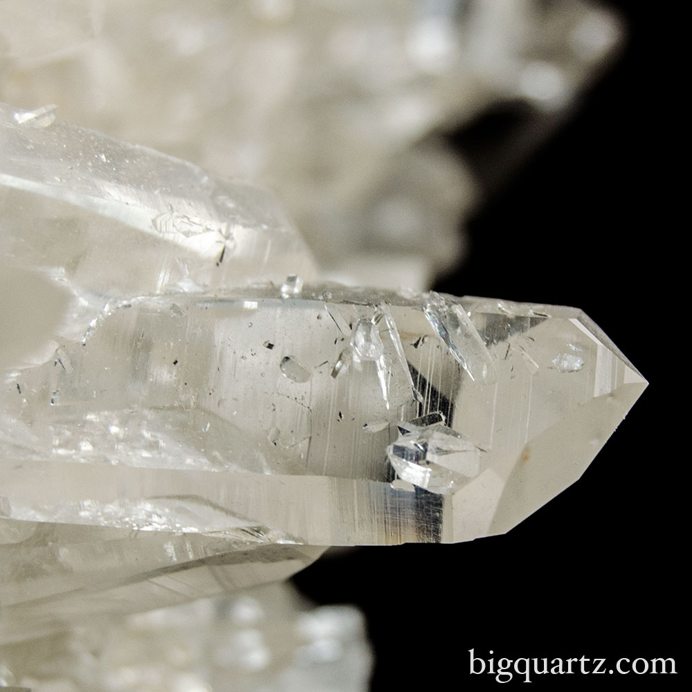 Large Quartz Crystal Cluster (Arkansas, USA #8509) 26.5 pounds