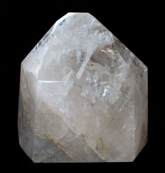 Extra Large Polished Quartz Crystal Point (Brazil #114) 104 pounds