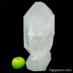 Extra Large Quartz Crystal Point  (Brazil #6750) 45 pounds (SOLD)