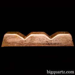 Rare Old-Stock Copper Ingot from Copper Range (Michigan, #A067) 58.3 Pounds