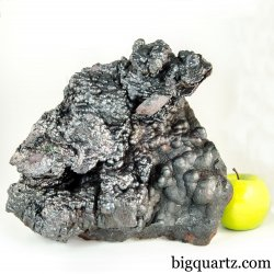 Extra Large Botryoidal Hematite Crystal Specimen (Morocco, #A103) 30.2 Pounds