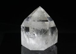 Large Polished Quartz Crystal Point (Brazil #6699) 13 pounds