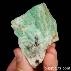 Emerald in Matrix Natural Mineral Specimen (China #B130) 120 grams weight