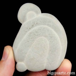 Fairy Stone - Concretion - Natural Mineral Specimen (Canada #B151) 2.5 inches