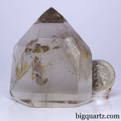 Smoky Quartz Crystal Point, 2.25 inches tall (Brazil #D103)