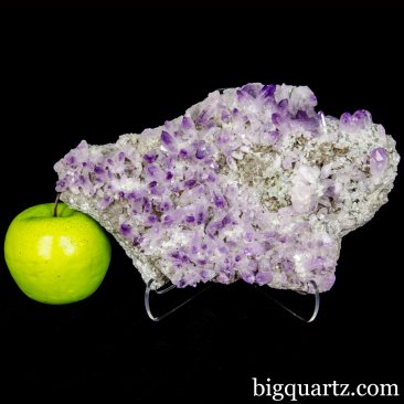 Amethyst Crystal Cluster (Veracruz, Mexico #7232) 3.6 pounds