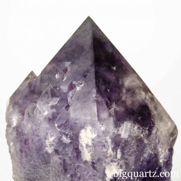 Large Amethyst Crystal Point (Bolivia #7297) 6.5 inches tall