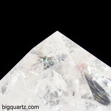 Extra Large Polished Quartz Crystal Point (Brazil #A019) 172 pounds weight