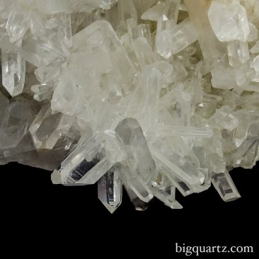 Large Quartz Cluster (Arkansas, USA #169)  33.4 pounds