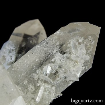 Large Quartz Crystal Cluster (Arkansas, USA #4634) 75 pounds